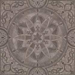 Carrelage luxe marbre gris motifs flandes 60x60cm rectifié semi-poli