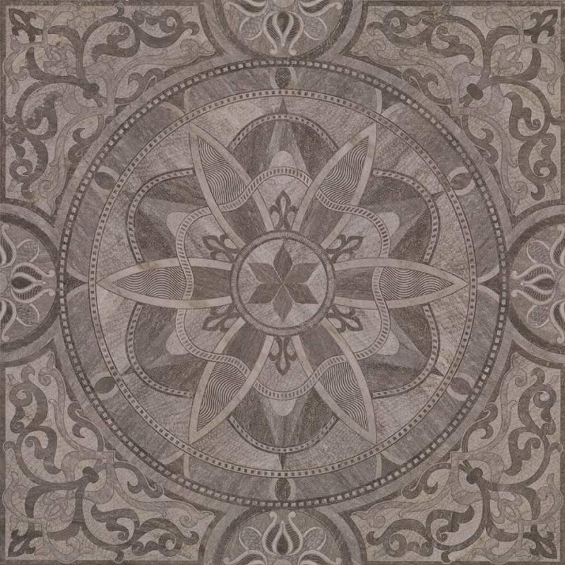 carrelage luxe marbre gris motifs flandes 60x60cm rectifi. Black Bedroom Furniture Sets. Home Design Ideas