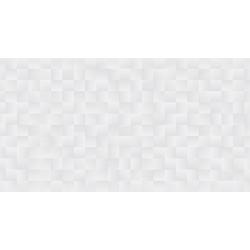 Branco Brilho Squares 30X60