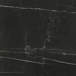Carrelage marbre sobre noir pre 60x60cm rectifié semi-poli