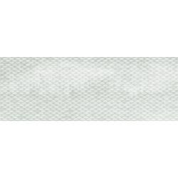 Steel Comb White Rectifié 25X70