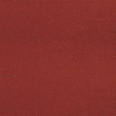 Carrelage uni rouge opera 31.6x31.6cm