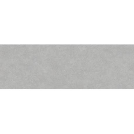 Faïence allongée grise microcemento 30x90cm rectifié mat