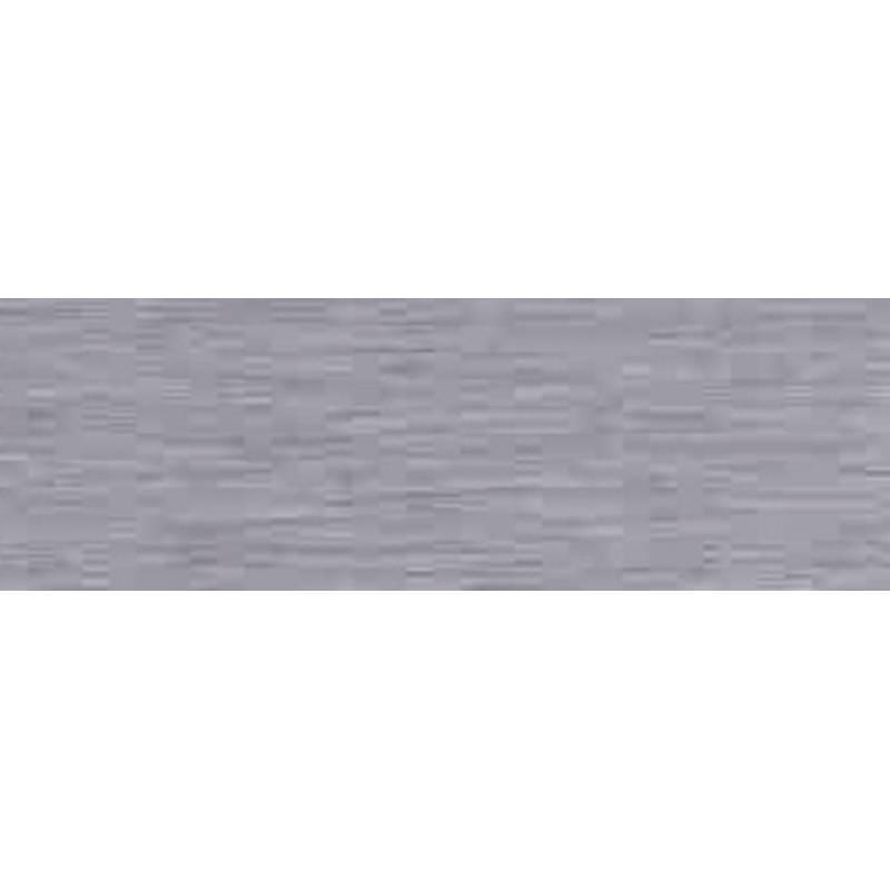 Fa ence salle de bain gris textur teide 25x75cm brillant for Acheter faience salle bain