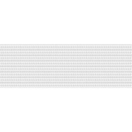 Faïence pointillés blancs altea 20X60cm brillant