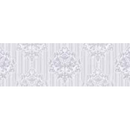 Faïence bolshoi blanc ballet 20X60cm brillant