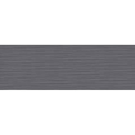 Faïence douche déco gris style 20X60cm brillant