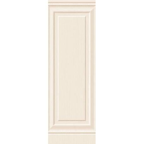 Faïence imitation moulure beige menorca 30x90cm rectifié brillant