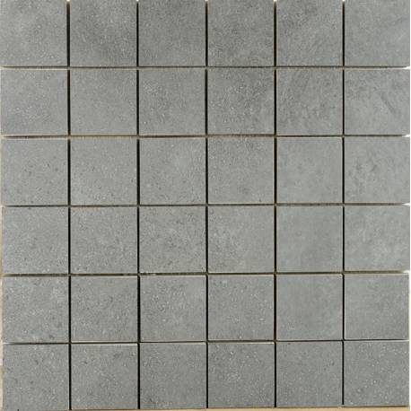 Atlas Mosaico Gris mat 30x30