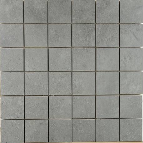 Atlas Mosaico Gris lappato 30x30 rectifié
