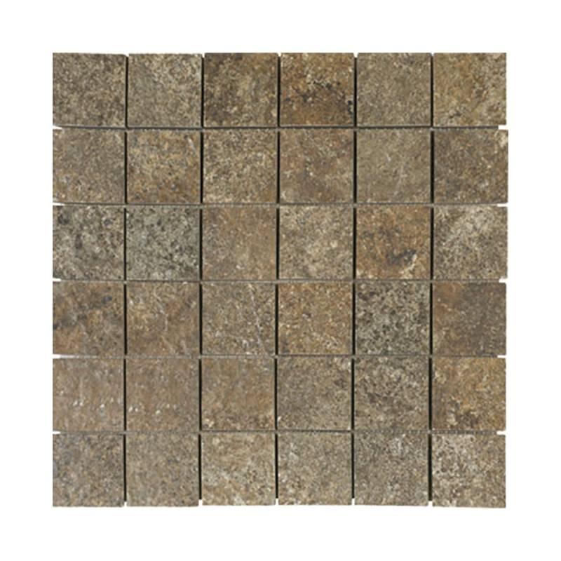 Carrelage pedra mosaico natural 30x30 for Carrelage pierre reconstituee interieur