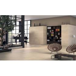 Zement Crema lappato 29x84 rectifié