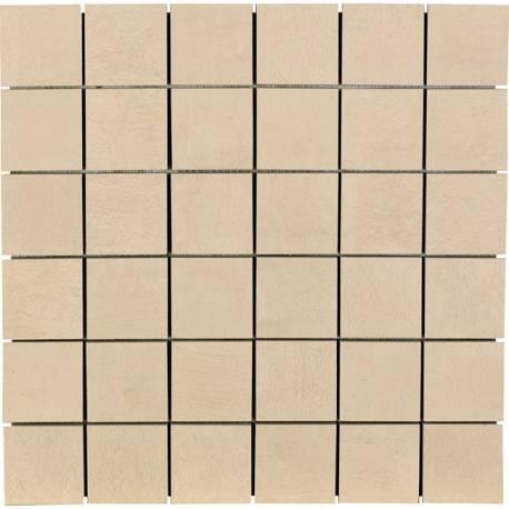 Zement Mosaico Crema mat 30x30 rectifié