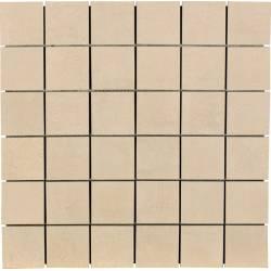 Zement Mosaico Crema lappato 30x30 rectifié