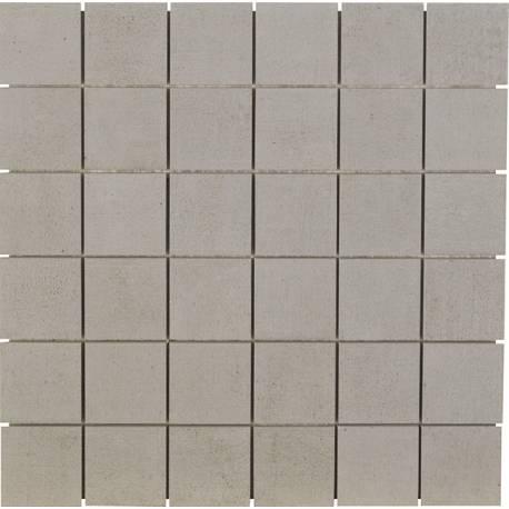 Zement Mosaico Gris mat 30x30 rectifié