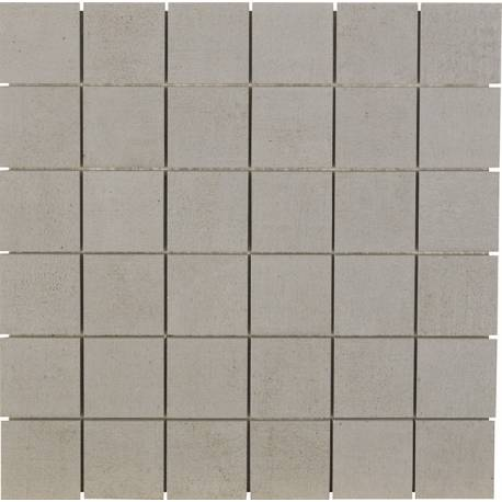 Carrelage zement mosaico gris lappato 30x30 rectifi for Carrelage 30x30 gris