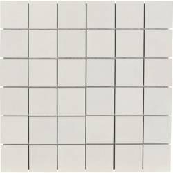 Zement Mosaico Blanco lappato 30x30 rectifié