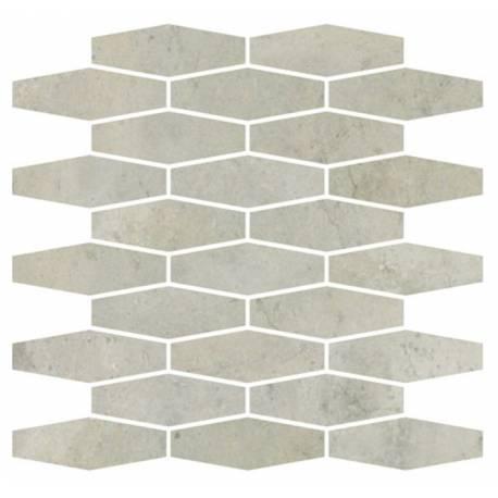 Habitat Mosaico Dark grey 32x30