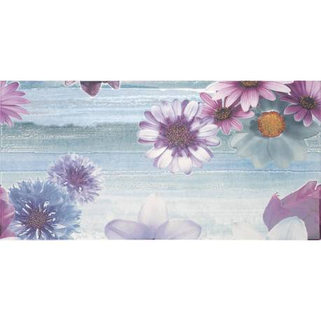 Iris Décor Nacar Flor1 32.5x60