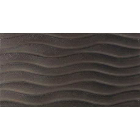 Luxe Black Rel 32.5x60