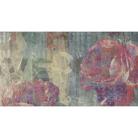 Luxe Décor Sky Blue Flor B 32.5x60