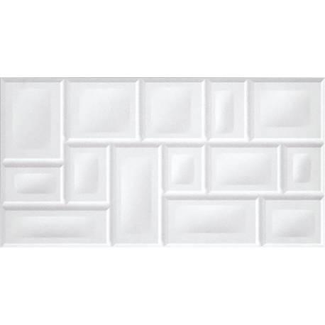 Quiro Mosaico Blanco 32.5x60