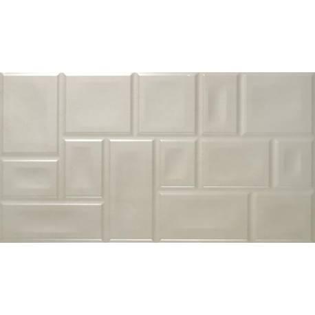 Quiro Mosaico Gris 32.5x60