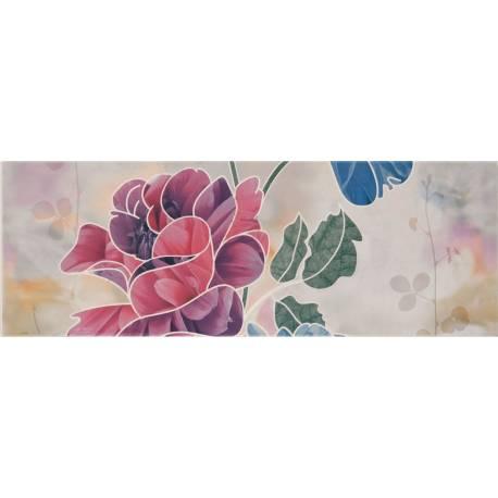 Seasons Décor Lavanda/Perla Flor 1 31.6x90 rectifié