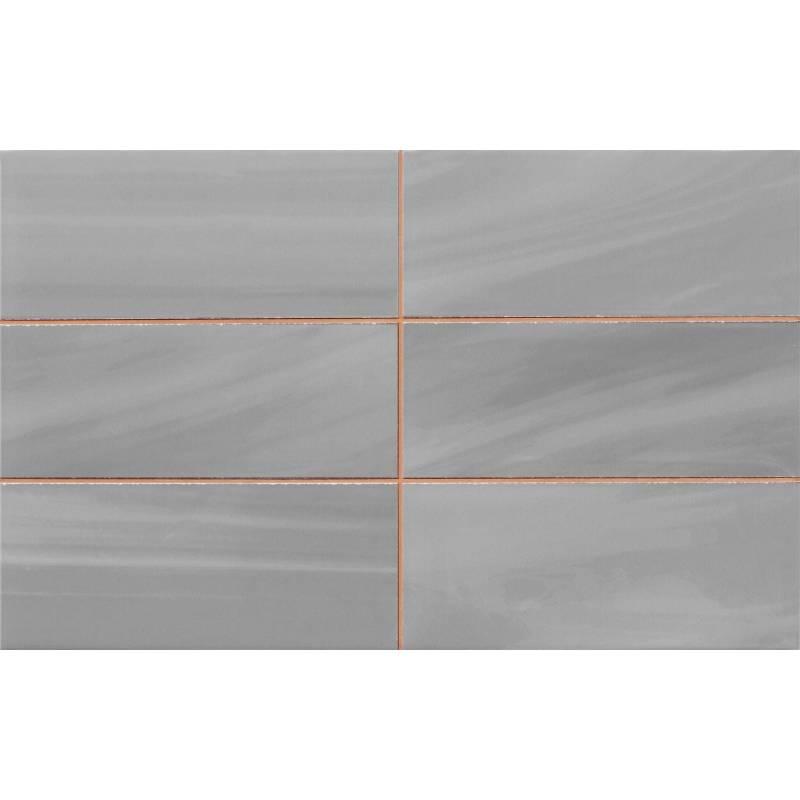 Carrelage rev glass 25x40 gris for Carrelage 25x40