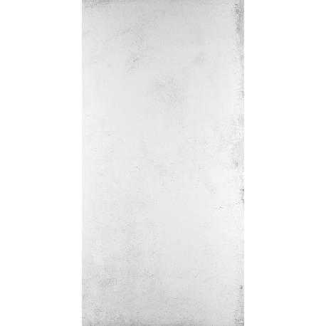 Béton White 50x100 rectifié lapatto