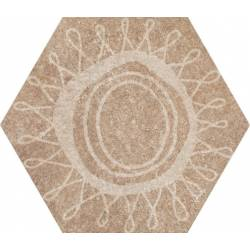 Arizona Stone Decor Hex 25 25x22