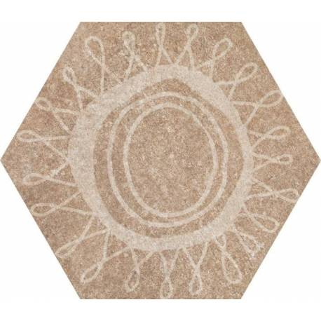 Arizona Stone Decor Hex 25 25x22