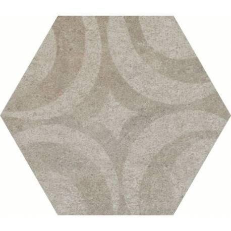 CLN-Arizona Grey Decor Hex 25 25x22