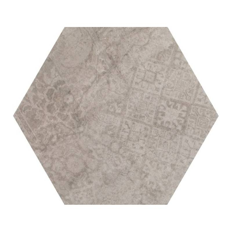 Carrelage sol hexagonal sol salle de bain un shopping for Choisir carrelage sol