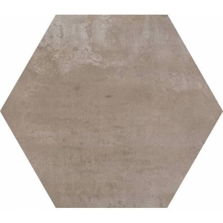 carrelage hexagonal tons gris beiges codicer 95 concrete urban moka hex 25 25x22cm. Black Bedroom Furniture Sets. Home Design Ideas