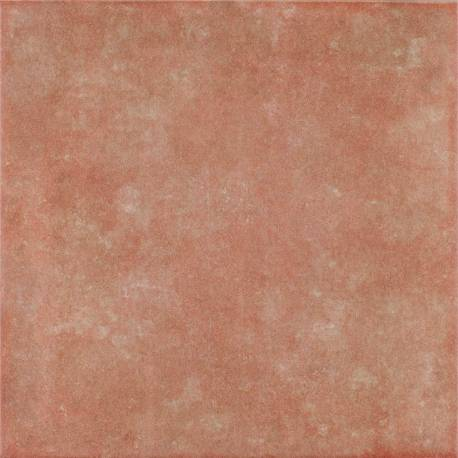 Carrelage d co imitation carreau ciment us rouge ou ros for Carrelage 25x25