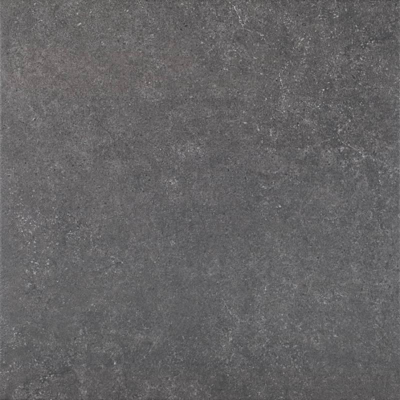 Carrelage aspect pierre gris sombre motifs discrets for Carrelage sol 50x50