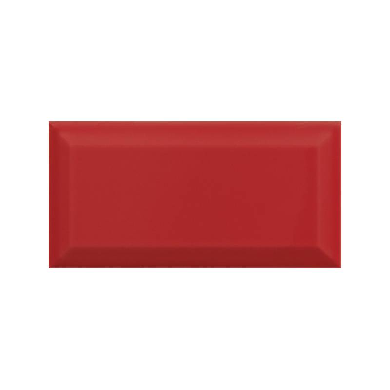 Fa ence bissel rojo for Carrelage exterieur 10x20